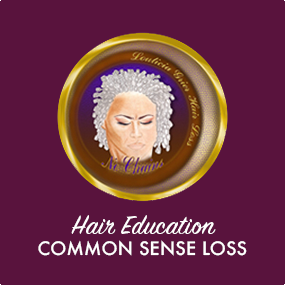 Common Sense Hair Loss